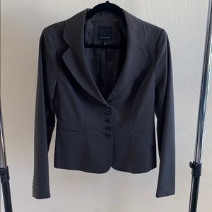 The Limited Blazer Suit Jacket with Buttons